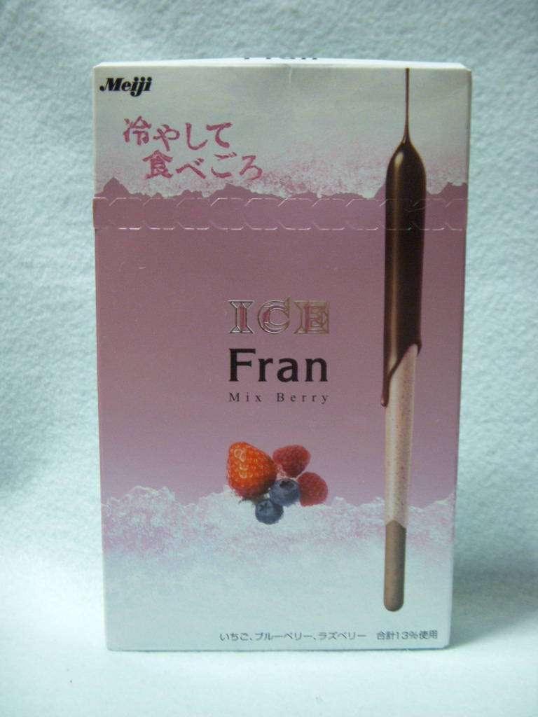 ICE Fran(mix Berry)