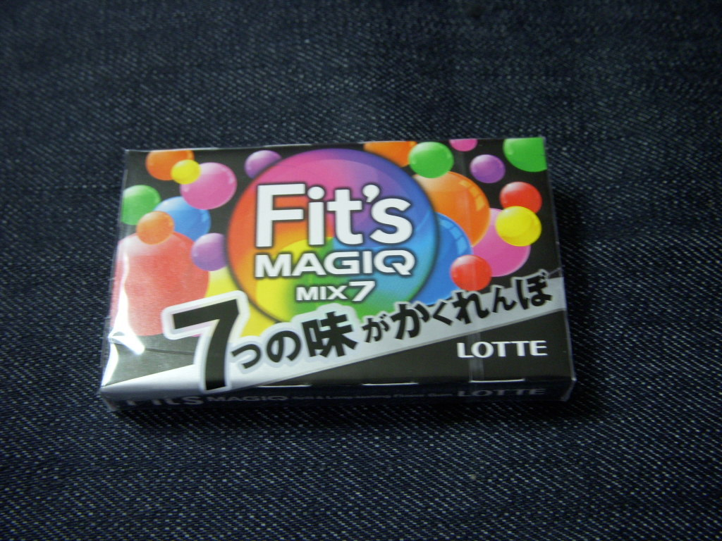 Fit's MAGIQ MIX7